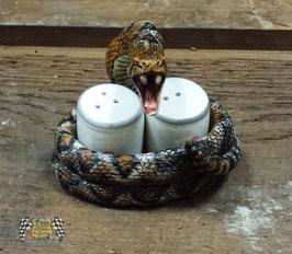 "Salz & Pfeffer Streuer ""Snake"""