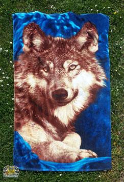"""Strandtuch """"Wolf"""""""