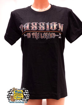 "T-Shirt ""Passion Legend"""