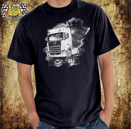 """T-Shirt """" Euro Truck """""""