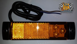 LED-Sidemarker mit Reflektor