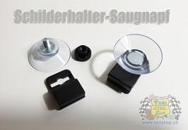 Schilderhalter-Saugnapf