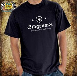 """T-Shirt """"Eidgenoss"""""""