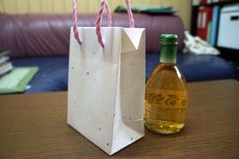 和紙を使った紙袋の小袋セット