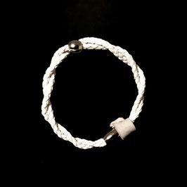 Bracelet Double lien tressé Taille M