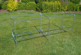 Rahmentisch steckbar bis 200 kg belastbar ohne Tischblatt