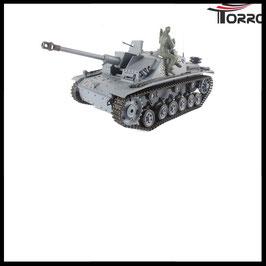 StuG 3 Sturmgeschütz III Ausf.G 2.4 GHz BB-6mm Schußfunktion
