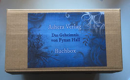 """Ashera Verlag Buchbox """"Das Geheimnis von Fynan Hall"""""""