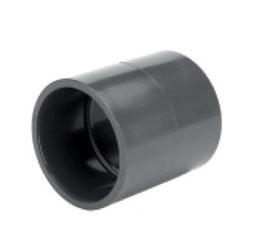 PVC-Muffe