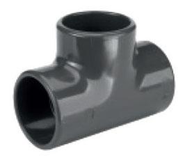PVC T-Stück 90 Grad