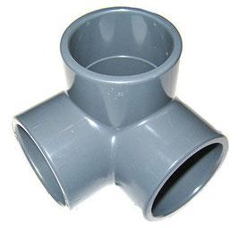 PVC-Winkel 3-Wege