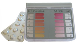 pH CL Tester