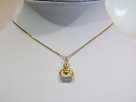 Venetiaans collier met boeddha