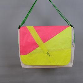 006 Messenger Bag - Segeltuchtasche - UNIKAT