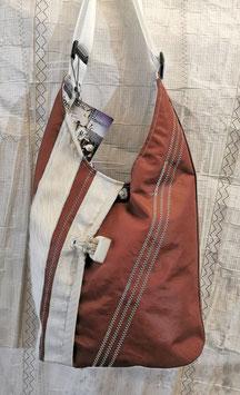 002 Kangaroo Bag - Segeltuchtasche - UNIKAT