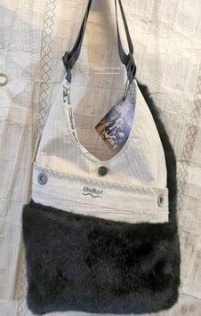 005 Kangaroo Bag - Segeltuchtasche - UNIKAT