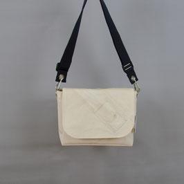009 Chameleon Bag - Deckel für Segeltuchtasche - UNIKAT