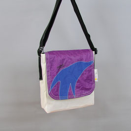 014 - Best Friend Bag - Segeltuchtasche - UNIKAT