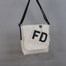 015 Best Friend Bag - Segeltuchtasche - UNIKAT