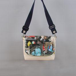 001 Chameleon Bag - Taschenkörper (ohne Deckel, ohne Gurt)