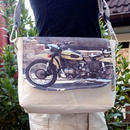 001 - Fotodruck Segeltuchtasche - Modell City-Bag - individualisiert - fotoecht - einmalig