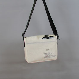006 City Bag - Segeltuchtasche - UNIKAT