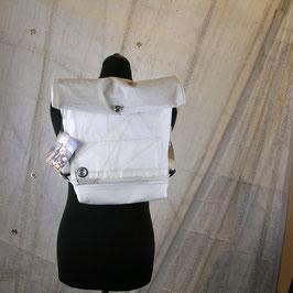 004 Back-Bag - Segeltuchtasche - UNIKAT