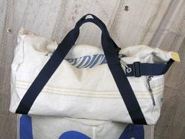 003 Sporttasche Roll-Up Bag - Segeltuchtasche - UNIKAT
