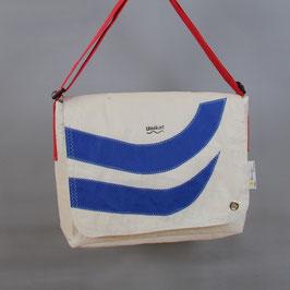 003 Messenger Bag - Segeltuchtasche - UNIKAT