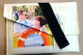 003 - Tablet-Fotodruck-Segeltuchtasche - UNIKAT mit Ihren Fotos