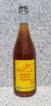 Quantum Winery - Drinking-Against-Sinking weiss spez. 2019