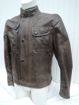 Matchless Kensington Blouson PM Pure Motorcycle Antique black / green