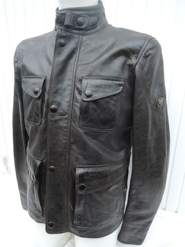 Matchless SILVERSTONE / MICK jacket Antique black