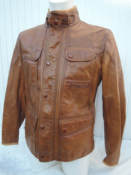 Matchless KENSINGTON Jacket Antique Cuero