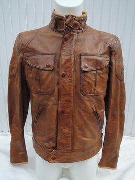 Matchless SILVERSTONE / MICK BLOUSON  Winter Antique Cuero