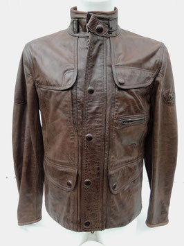 Matchless KENSINGTON Jacket Winter blackbrown