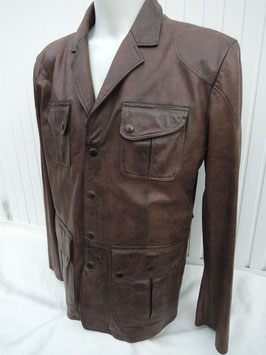Matchless SILVERSTONE / MICK  Blazer Winter blackbrown