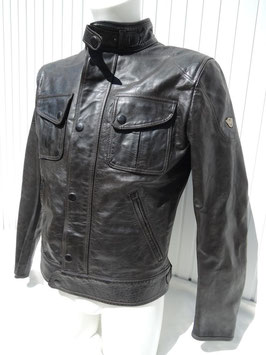 Matchless SILVERSTONE / MICK Blouson Winter Antique black