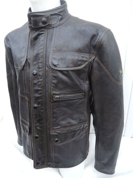 Matchless KENSINGTON Jacket  Antique black 120 YEAR COLLECTION