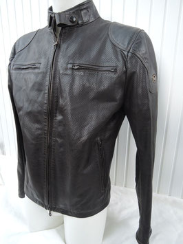 Matchless Osborne  Blouson  Antique black VENT