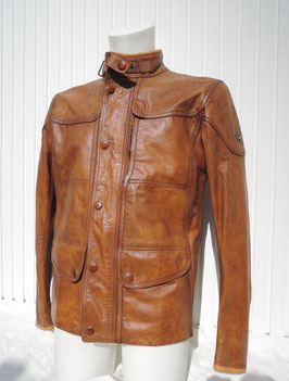 Matchless KENSINGTON Jacket Vent Antique Cuero