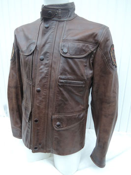 Matchless KENSINGTON Jacket  Antique brown 120 YEAR COLLECTION