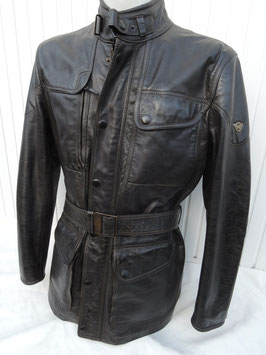 Matchless Kensington Coat Antique black