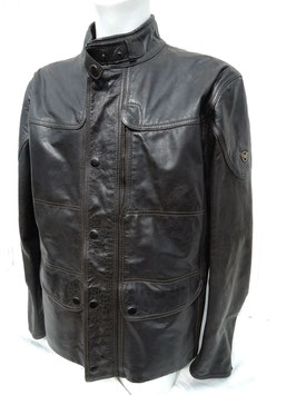 Matchless KENSINGTON Jacket Vent Antique black