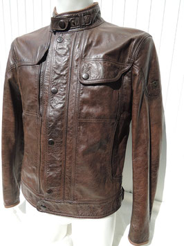 Matchless Kensington Blouson Sommer blackbrown