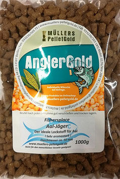 1 KG AnglerGold Aal-Jäger