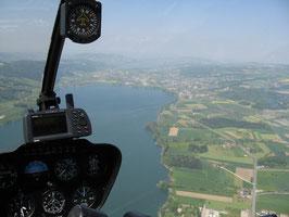 Schnupperflug R22 / 1 Person