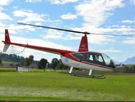 Schnupperflug R44 / 1-3 Personen