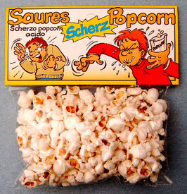 Bitteres Popcorn