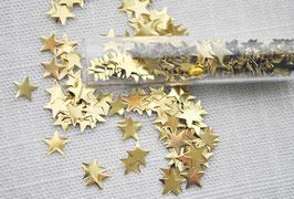Glitter-Asterisks